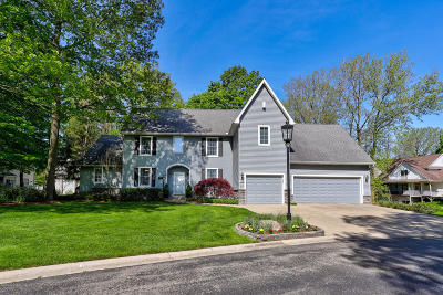 South Haven Single Family Home For Sale: 1390 Summerwood Drive