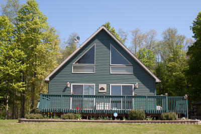 Cass County Single Family Home For Sale: 17398 Paradise Lake Rd