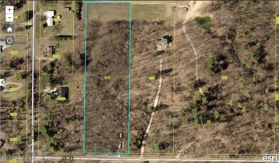 Rockford Residential Lots & Land For Sale: 1855 12 Mile Road NE