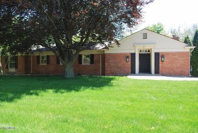Kalamazoo Single Family Home For Sale: 2503 Bruce Drive