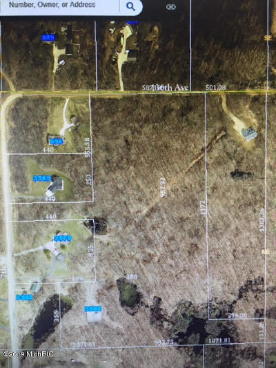 Wayland Residential Lots & Land For Sale: 3581 7th Street
