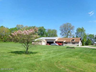 Niles Single Family Home For Sale: 3660 Buffalo Road