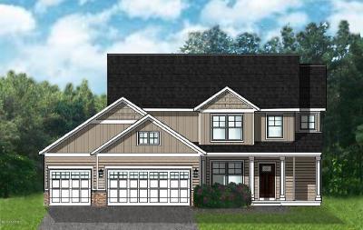 Hudsonville Single Family Home For Sale: 5246 Eaglepass Dr.