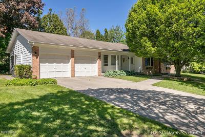Grand Rapids Single Family Home For Sale: 2025 Radcliff Avenue SE