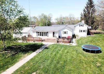 Homer Single Family Home For Sale: 25350 U Drive S