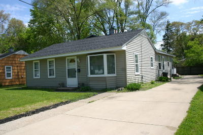 Calhoun County Single Family Home For Sale: 84 N Cedar Avenue