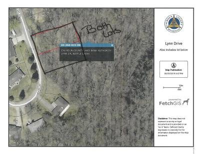 Calhoun County Residential Lots & Land For Sale: Lynn 2 Drive