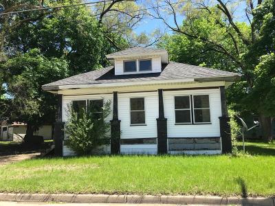 Dowagiac Single Family Home For Sale: 207 S Lowe Street