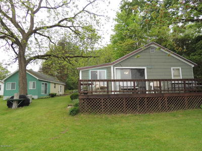 Allegan County Single Family Home For Sale: 961 Edy Street