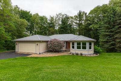 Plainwell Single Family Home For Sale: 171 Country Club Boulevard