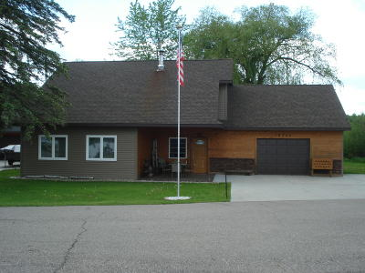 Chippewa Lake, Evart, Rodney Single Family Home For Sale: 19745 W Chippewa Drive