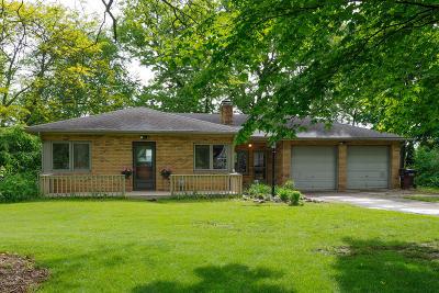 Vicksburg Single Family Home For Sale: 15555 Portage Road