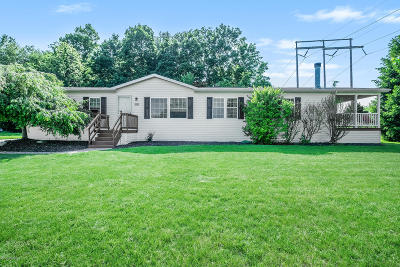 Allendale Single Family Home For Sale: 11779 Sundrop Circle
