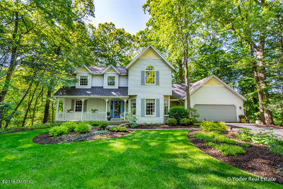 Single Family Home For Sale: 3591 Tricklewood Drive SE