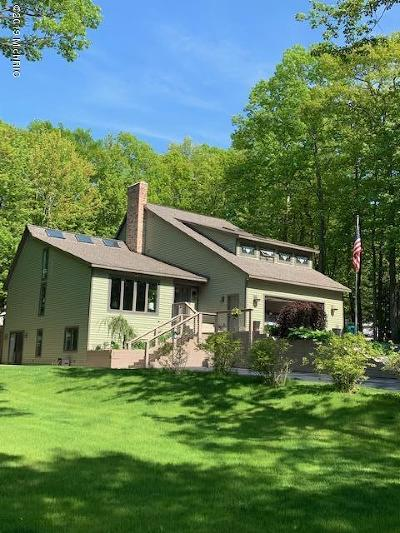 Muskegon Single Family Home For Sale: 1918 Scenic Drive