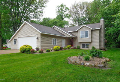 Single Family Home For Sale: 12806 Valley Drive