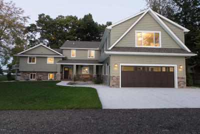 Portage Single Family Home For Sale: 9517 Woodlawn Drive