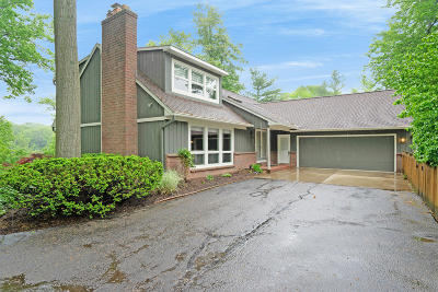 Grand Rapids Single Family Home For Sale: 2793 Cascade Springs Drive SE