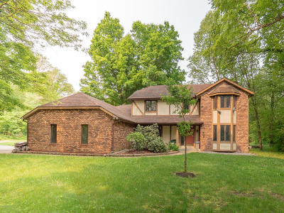 Paw Paw Single Family Home For Sale: 47208 Cr 653