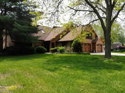 Kalamazoo Single Family Home For Sale: 5377 Burning Tree Road