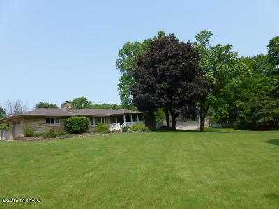 Niles Single Family Home For Sale: 2755 Weaver Road