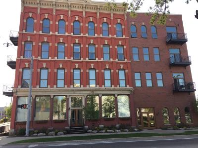 Grand Rapids Condo/Townhouse For Sale: 801 Monroe Avenue NW #202