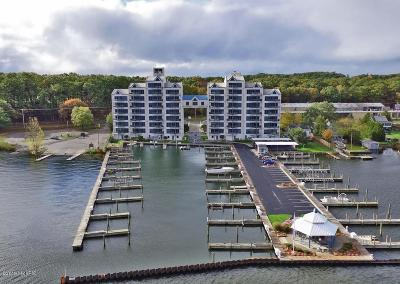 Muskegon Condo/Townhouse For Sale: 2964 Lakeshore Drive #E504