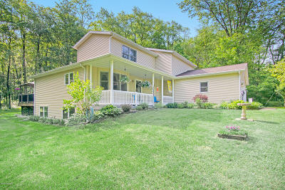 Niles Single Family Home For Sale: 3015 Portage Road