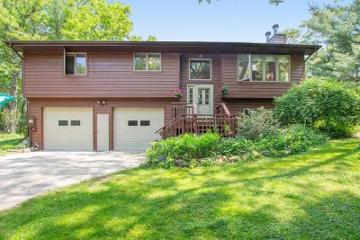 Muskegon County, Oceana County, Ottawa County Single Family Home For Sale: 3022 Cedar Hills Lane