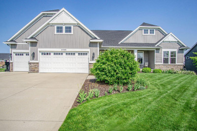 Hudsonville Single Family Home For Sale: 5902 22nd Avenue