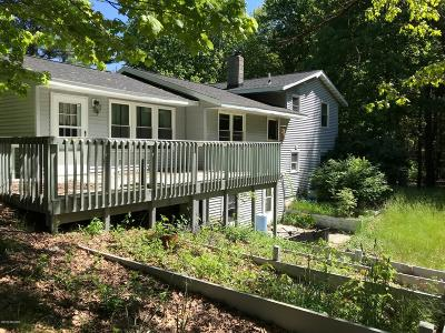 Muskegon, Muskegon Heights, North Muskegon Single Family Home For Sale: 1161 W Tyler Road