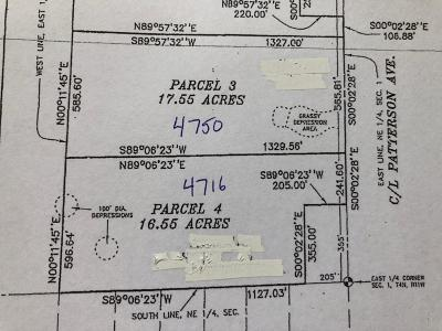 Caledonia Residential Lots & Land For Sale: 4716 Patterson Avenue SE