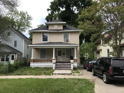 Single Family Home For Sale: 517 Adams Street SE