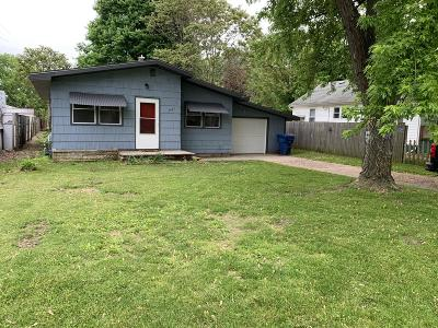 Benton Harbor Single Family Home For Sale: 1427 Rose Ave Avenue