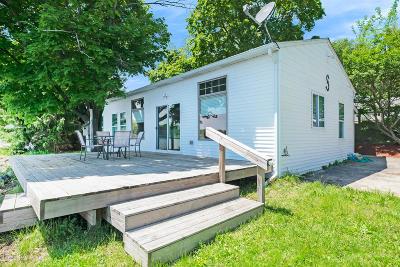 Delton Single Family Home For Sale: 9079 S M-43