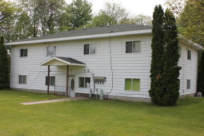 Muskegon Multi Family Home For Sale: 1500 Carr Road