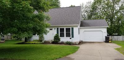 Branch County Single Family Home For Sale: 3 Carol Court