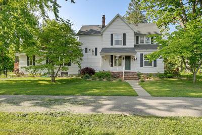 Grand Rapids Single Family Home For Sale: 1497 Perkins Avenue NE