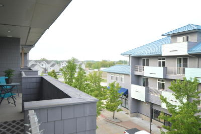 Grand Haven Condo/Townhouse For Sale: 529 Miller Drive #303