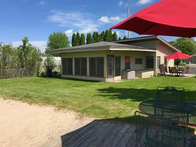 Single Family Home For Sale: 4196 W Joy Road
