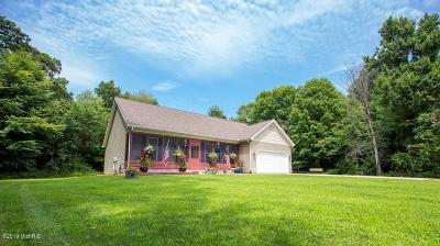 Cassopolis Single Family Home For Sale: 63328 Library Road