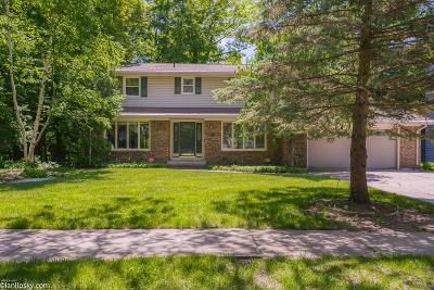 Single Family Home For Sale: 2648 Alger Street SE
