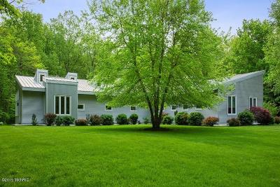New Buffalo Single Family Home For Sale: 12990 Lubke Road