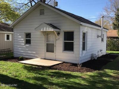 St. Joseph Single Family Home For Sale: 239 Ward Avenue