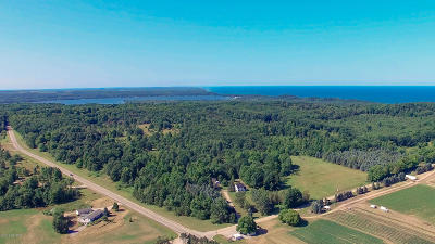 Benzie County, Charlevoix County, Clare County, Emmet County, Grand Traverse County, Kalkaska County, Lake County, Leelanau County, Manistee County, Mason County, Missaukee County, Osceola County, Roscommon County, Wexford County Residential Lots & Land For Sale: 116 Acres 11 Mile Road