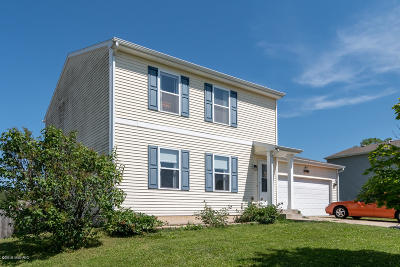 Kalamazoo Single Family Home For Sale: 1541 Ellington Drive