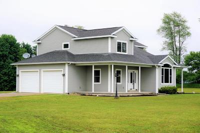 Vicksburg Single Family Home For Sale: 14233 E V Avenue