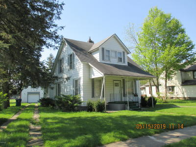 Bronson Single Family Home For Sale: 544 E Chicago Street
