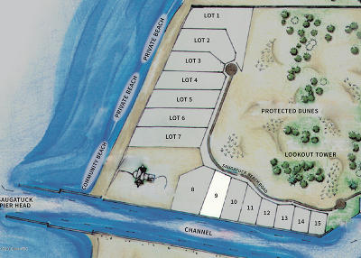 Saugatuck, Douglas Residential Lots & Land For Sale: Lot 9 Saugatuck Beach Road