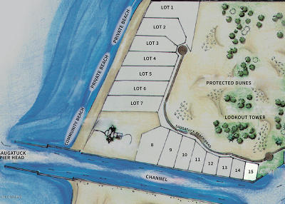Saugatuck, Douglas Residential Lots & Land For Sale: Lot 15 Saugatuck Beach Road